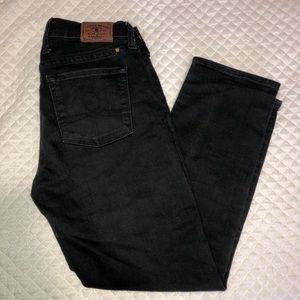 $SALE$ Lucky Brand Sofia Capri Black Jeans